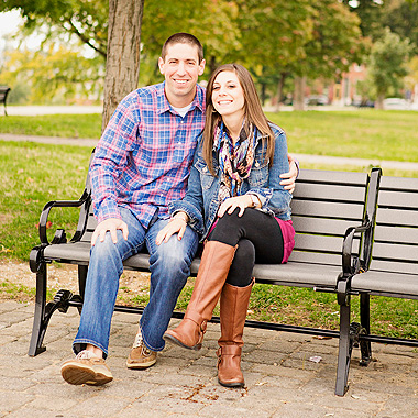 Emily & Jon Engagement Shoot
